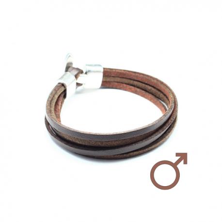Bracelet anti-stress homme