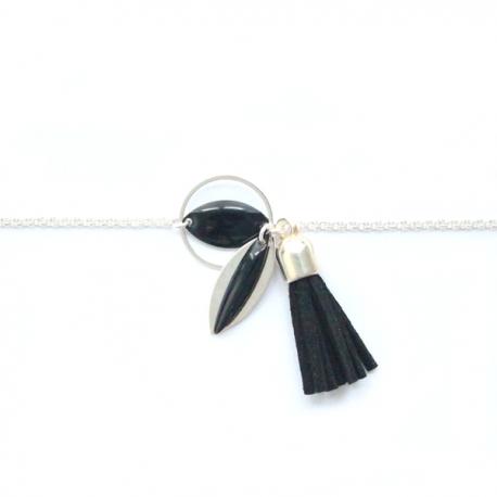 Bracelet diffuseur d'huile essentielle