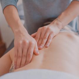 massage huile essentielle