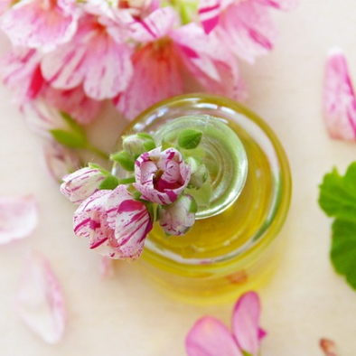 huiles essentielles printemps