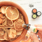 assainir air huile essentielle