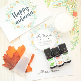 box huiles essentielles automne