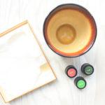 masque huile essentielle contre la fatigue