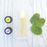 gel apaisant huile essentielle piqure moustique