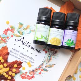 huiles essentielles indispensables de l'automne
