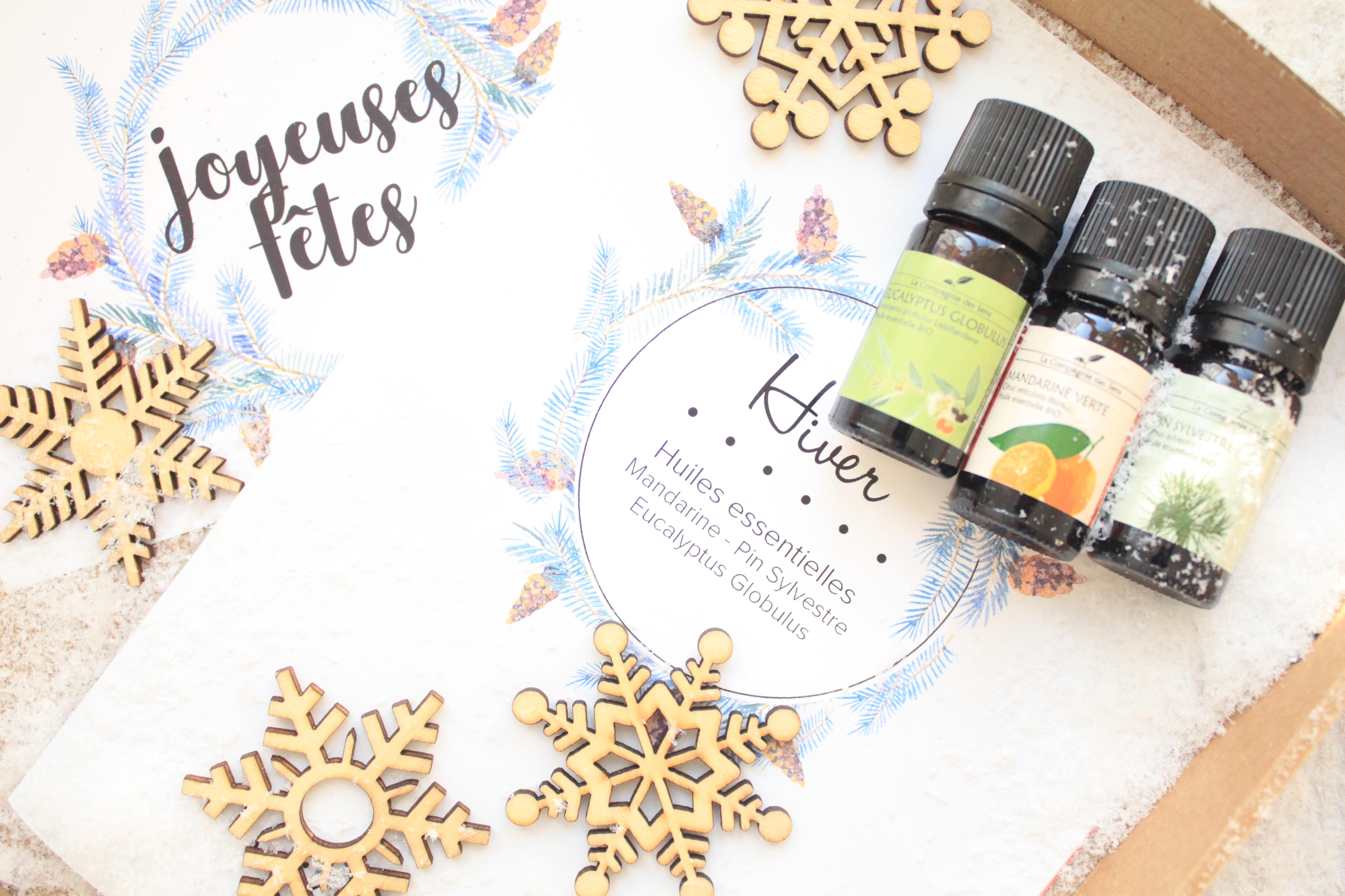 box huiles essentielles mois hiver