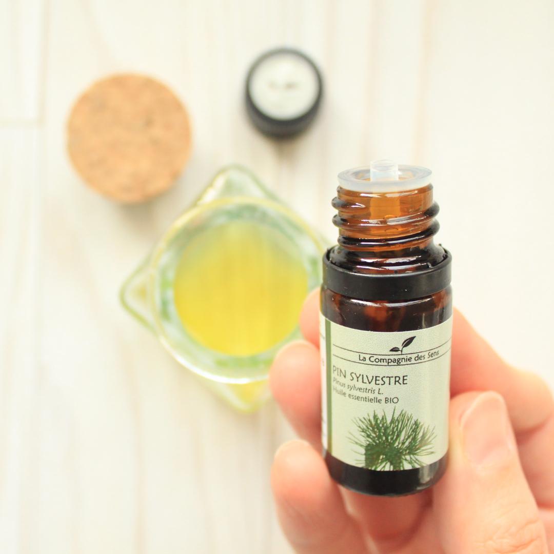 kit huile essentielle
