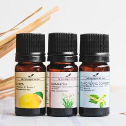 huiles essentielles indispensables de printemps