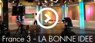 France 3 - La bonne idée - Millescence - Bijoux anti-stress aux huiles essentielles