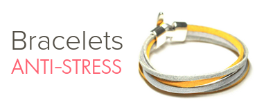 Bracelets anti-stress Millescence