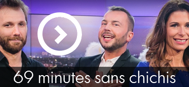 69 minutes sans Chichis - RTBF - Millescence